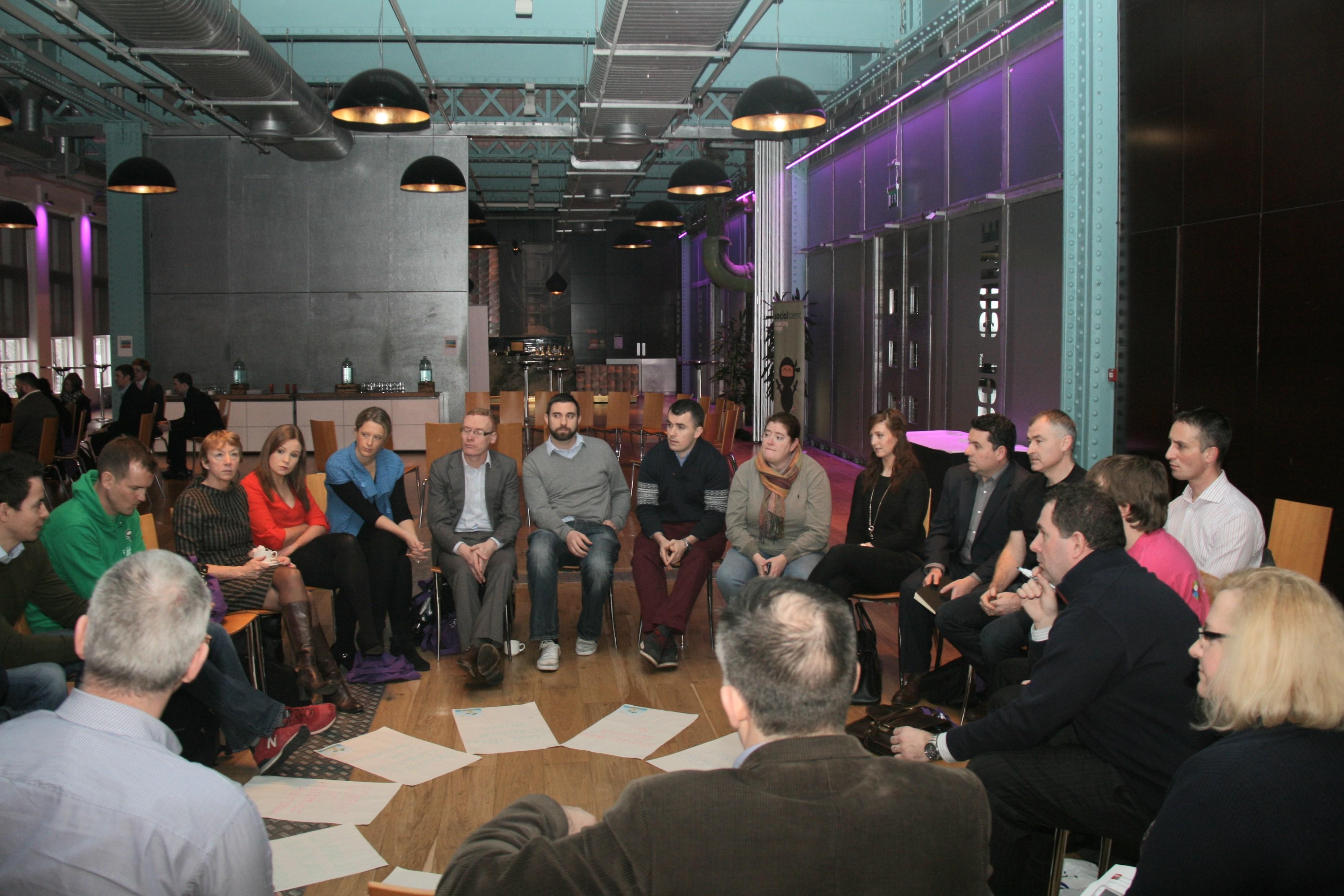 Irish Recruiter - tru Dublin 2015