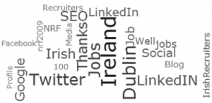 IrishRecruiter Tag Cloud